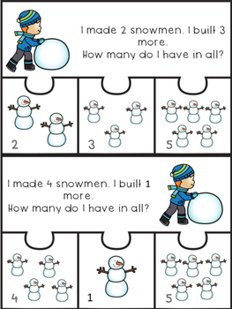 Addition! {Winter Puzzles}