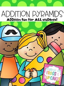 Addition Pyramids
