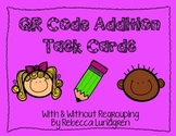 Addition QR Code Task Cards