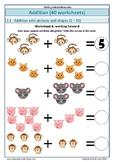 Addition - Remedial (Grade 1 - 6)