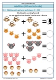 Addition - Remedial (Grade 1 - 6)