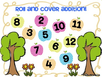 Addition Roll and Cover