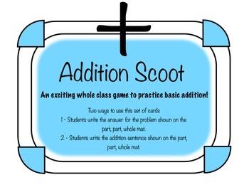 Addition Scoot