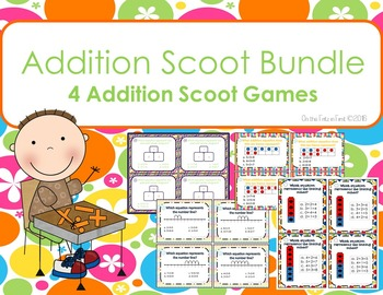 Addition Scoot Bundle