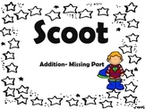 Addition Scoot- Missing part Super hero