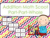 Addition Scoot (Part Part Whole)!