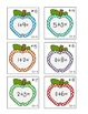 Addition Scoot Math Game Sums to 10 Set B