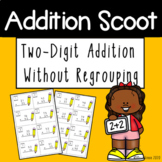 Addition Scoot Without Regrouping
