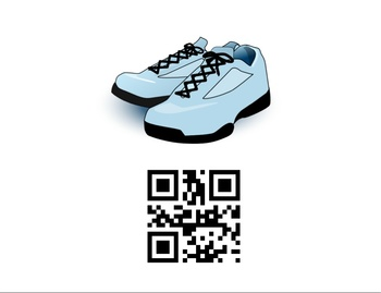 Addition Shopping Activity with QR codes