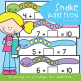Addition - Counting On