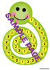 Addition Snake - Math Center Game for Early Addition