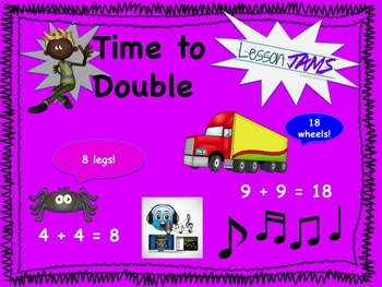 Addition Song: Time to Double MP3 & Lyrics