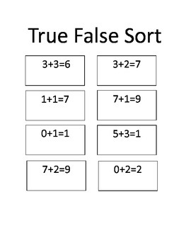 Addition Sort