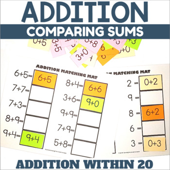 Addition Sorting and Other Activities