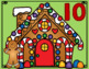 Addition Sorts 1-10: Winter Gingerbread Houses And Gingerbread Cookies