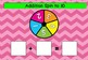 Addition Spin Games- Write on Wipe Off