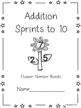 Addition Sprints Number Bond to 10