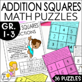 Math Logic Puzzles   Task Cards   Enrichment   Early Finishers