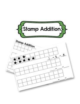Addition Stamp