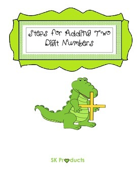 Addition-Two Digit Steps