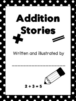 Addition Stories - Class Book
