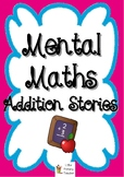 Addition Stories Mental Maths