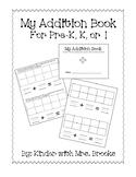 Addition Story Problem Book