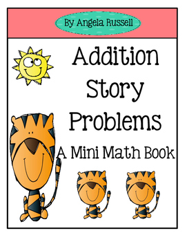 A Mini Math Book - How Many More?