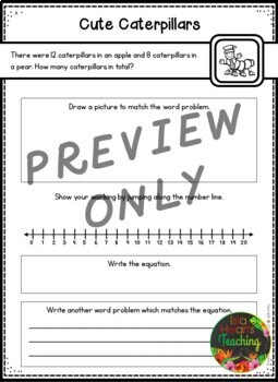 Addition Word Problems