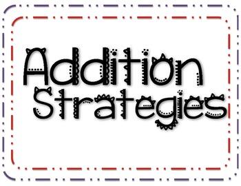 Addition Strategies