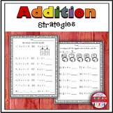 Addition Worksheets: Strategies
