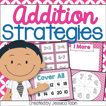 Addition Strategies Centers