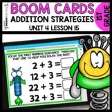Addition Strategies BOOM CARDS | DIGITAL TASK CARDS | Modu