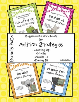 Addition Strategies Bundle Pack