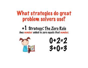 Addition Strategies Common Core