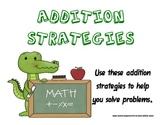 Addition Strategies - Common Core Math