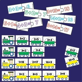 Addition Strategies - Counting on games