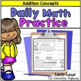 Addition Strategies | Daily Math