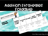 Addition Strategies Foldable
