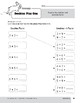 Addition Strategies, Grade 1: Doubles Plus One