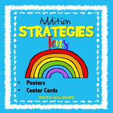 Mental Math ADDITION Strategies - Making Tens and Adding Nine