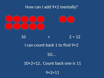 Addition Strategies! Mental Math!