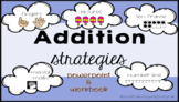 Addition Strategies PPT and Workbook