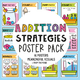 Addition Strategies Poster and Display Pack