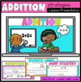Addition Strategies PowerPoint Presentation