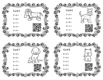 Addition Strategies QR