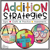 Addition Strategies Unit from Teacher's Clubhouse