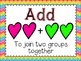Addition Strategies & Vocabulary Posters