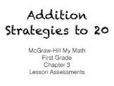 Addition Strategies to 20