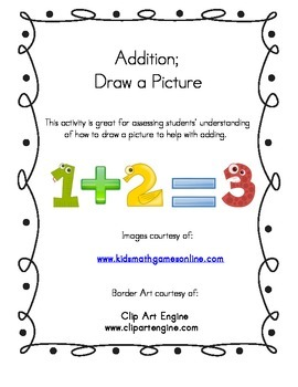 Addition Strategy- Draw a Picture